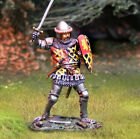 THE COLLECTORS SHOWCASE AGINCOURT KNIGHTS CS00676 ENGLISH KNIGHT WITH SWORD MIB