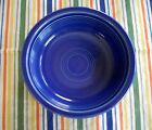 Fiesta RETIRED SAPPHIRE BLUE 7~inch CEREAL BOWL ~