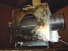 Made in USA 2 Lb Capacity Electric Coffee Roaster Infrared Elements, 60rpm Motor