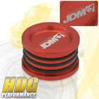 Jdm Sport Red Engine Cam Shaft Seal Cover Cap O Ring Plug B/D/H/F Series Engine