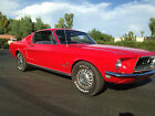 1968 Ford Mustang RIGHT HAND for $62000 dollars