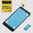Digitizer For Alcatel One Touch Fierce XL LTE OT-5054T 5054N Touch Screen Black