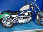 CURVED EXHAUST PIPES IRONHEAD SPORTSTER XLCH XLH XL 1957 1978 1980 1985 883CC