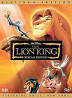 The Lion King Two Disc Platinum Edition DVD