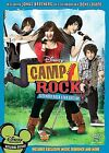 Camp Rock Extended Rock Star Edition DVD