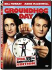Groundhog Day Special 15th Anniversary DVD
