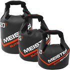 MEISTER PORTABLE SAND KETTLEBELL 10 15 20 LB Elite Weight Sandbag Soft Dumbell
