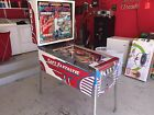 Ground Up Restored Vintage Bally Captain Fantastic Pinball Game