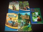 lot of 5 Abeka reading books 4th grade 4