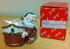 Fitz and Floyd Toyland ELF Filled Candle Cup Brand New in Box 1990