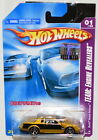 HOT WHEELS 2008 TEAM ENGINE REVEALERS BUICK GRAND NATIONAL GOLD FACTORY SEALED