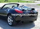 PRE PAINTED ANY COLOR REAR SPOILER for 2006 2010 PONTIAC SOLSTICE CUSTOM STYLE