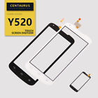 For Huawei Ascend Y520 Touch Screen Digitizer Choose Black or White Color