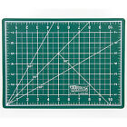 9 x 12 GREEN BLACK Self Healing 5 Ply Double Sided Durable PVC Cutting Mat