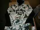 TRAIL CREST HIGHLAND TIMBER CAMO SNOW FOREST Black Waterproof Windproof Hoody