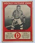 *RARE* 1933-34 V252 CANADIAN CHEWING GUM MERVIN RED DUTTON *ROOKIE* Only 23 PSA