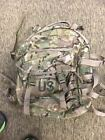 USGI Multicam Assault Pack US Army Issue Jumpable MOLLE II Backpack Ruck Bag
