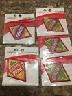 Lot Of 5 New Girl Scout Cadette Patches Business Plan Budgeting And Marketing