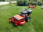 Simplicity Pacer Walk Behind Lawn Mower Electric Start Wide Area Hydro Drive