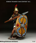 Roman Tin toy soldier 54 mm, figurine, metal sculpture HAND PAINTED