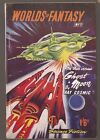 WORLDS OF FANTASY 7  8 British Science Fiction Digest 1952 NICE COPIES