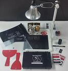 COMPLETE DIY Silk Screen Printing Kit  Light Kit w 2 Bulbs all inclusive