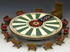 MK144 THE ROUND TABLE AND CHAIRS SET MIB