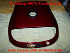 Pride Celebrity 2000 SC4000 SC4400 Mobility Scooter Rear Shroud Cover Red