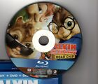 Alvin and the Chipmunks: The Road Chip (Blu-ray 1 Disc, 2016) Blu-Ray Disc Only