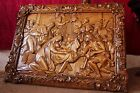 Icon Nativity of Jesus Birth of Jesus Wooden Carved Picture Great gift 30