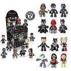 Funko Mystery Minis Batman Arkham Series Vinyl Figures Case of 12 Blind Boxes