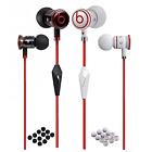iBeats by Dr Dre Control Talk Mic In Ear Earbuds Beats Buds Headset Headphones