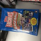 2012 Topps Archives Baseball Hobby Box factory sealed RC autograph auto
