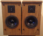 KLH 7100 Professional Series Great Vintage Condition Book Shelf Speakers
