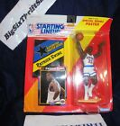 1992 Patrick Ewing New York Knicks Starting Lineup SLU Action Figure Poster Card