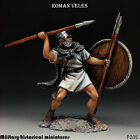 Roman Veles, Tin toy soldier 54 mm, figurine, metal sculpture HAND PAINTED