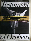 Testament of Orpheus DVD Criterion Collection Jean Cocteau OOP