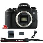 Canon EOS Rebel T6S 760D 242 MP DSLR Camera Body Only Black BRAND NEW