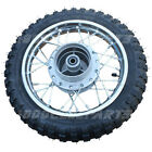 10 inch Rear Rim Wheel Tire for 50cc 70cc 110cc CRF50 XR50 Dirt Bike Pit Bike