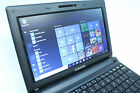Samsung laptop netbook 101 250GB Intel Atom 166GHz 2GB Webcam Windows 10
