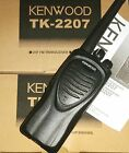 NEW TK2207 KENWOOD radio VHF136-174MHz 2-Way TRANSCEIVER +PROGRAM SOFTWARE+CABLE