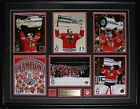 2015 Chicago Blackhawks NHL Stanley Cup Champions 6 Photo Compilation Frame