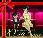 Movie Detective Conan Theme Song Collection 20 All Songs Limited Edition 2 CD