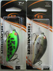 2 Bomber Model A Crankbaits 2 1 8 1 4 oz Two Great Colors