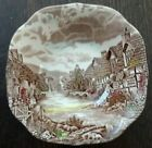 Johnson Bros Olde English Countryside England Salad Bowl 7-1/2