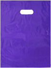 9 X12 12 X15 Colored Plastic Merchandise Store Bags Retail Product Bags