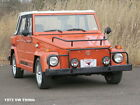 1973 Volkswagen Thing VW 1800cc 4 speed manual classic