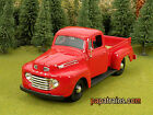 DieCast Red 1948 Ford Pickup Classic G Scale 125 by Maisto 48 Ford Pickup