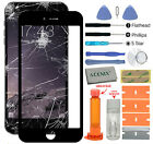 APPLE IPHONE 7 PLUS Outer Front glass Screen Replacement Repair Kit Black