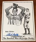 Bob Feller Cards, Rookie Card and Autographed Memorabilia Guide 39